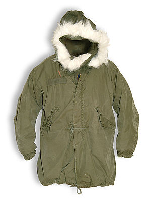M-65 US Army Parka with Hood
