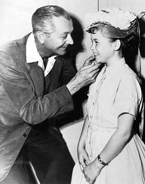 English: Publicity photo of Robert Young and L...