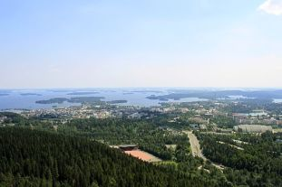 Kuopio-center-from-Puijo