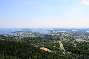 Kuopio-center-from-Puijo