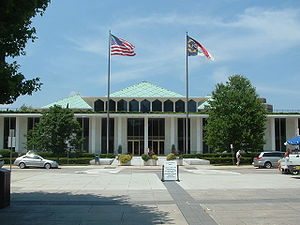 North Carolina State Legislative Building