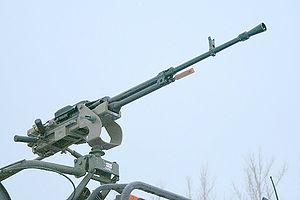NSV machine gun