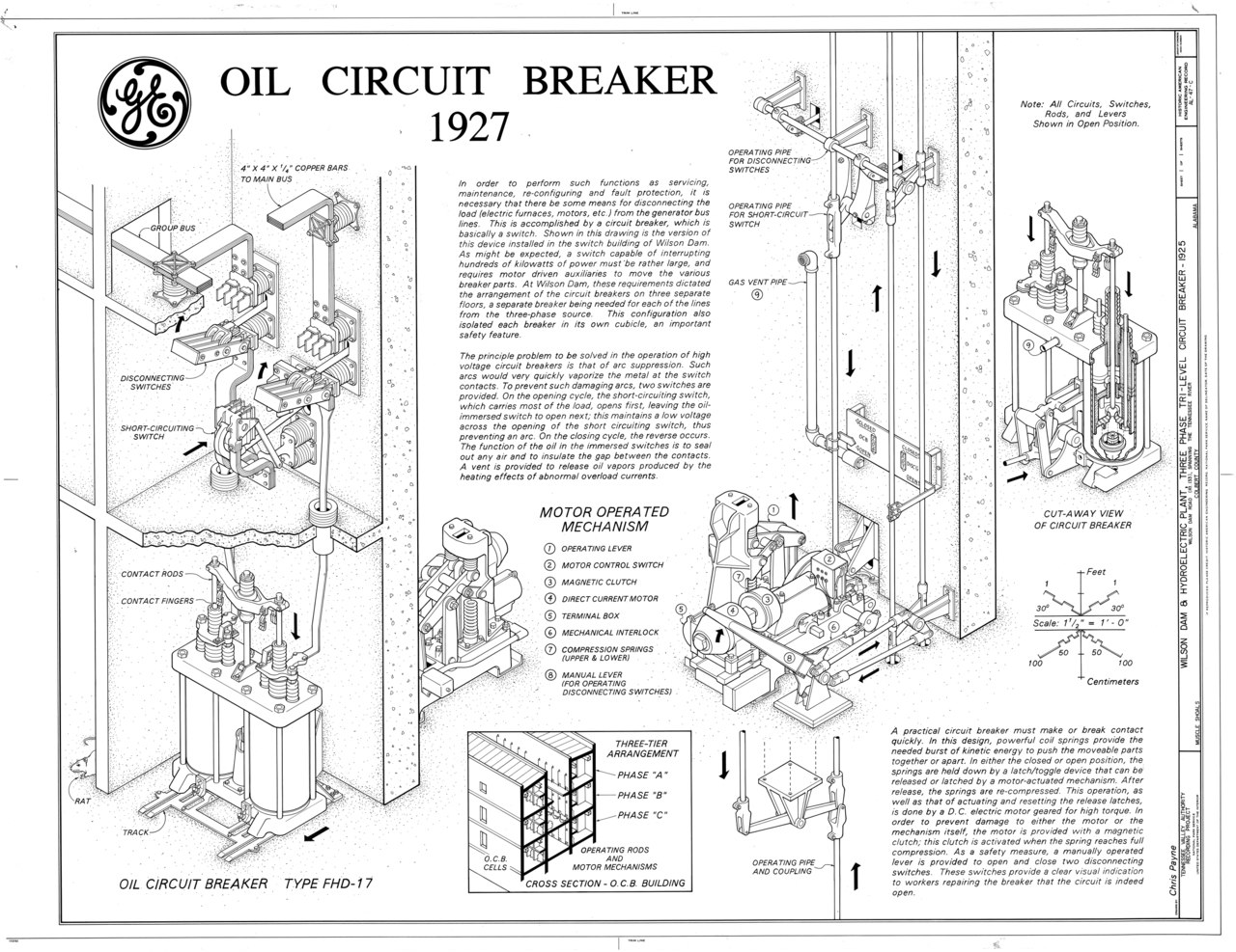 File Oil Circuit Breaker