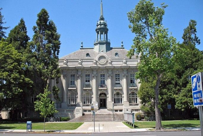 Old City Hall (Berkeley, CA)