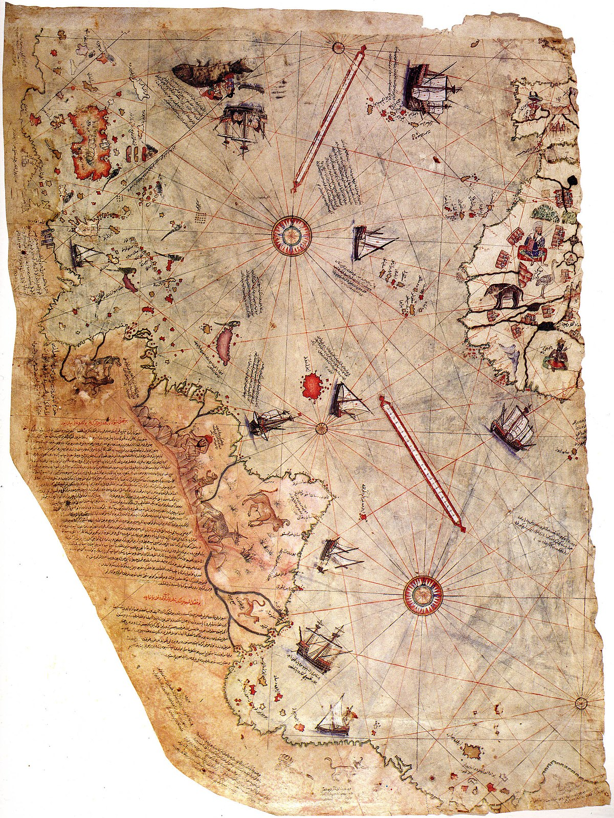 Knights Templar Treasure Map