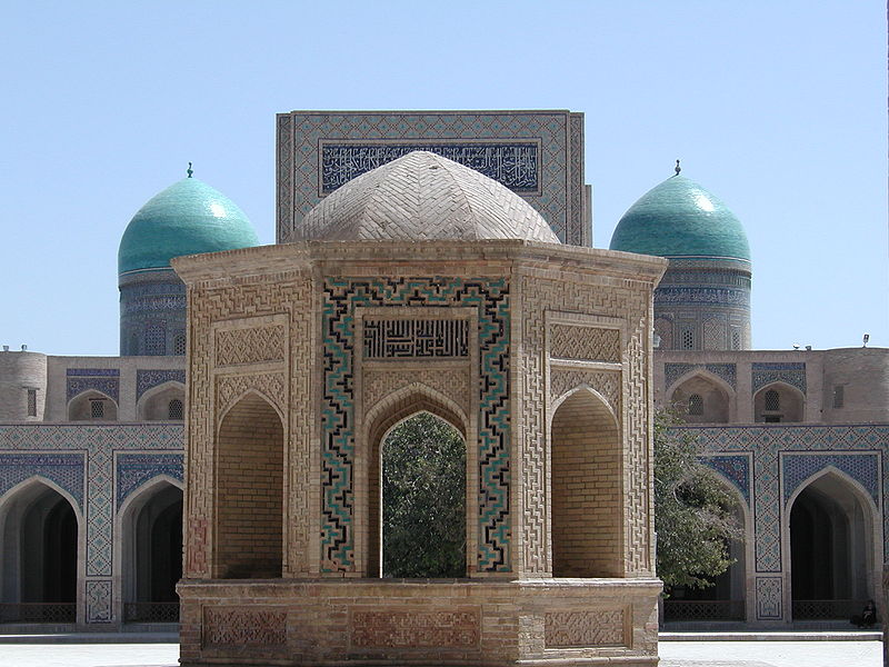 Mosquée Po-i-Kalân