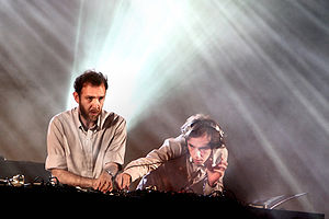 2 Many DJs (Stephen and David Dewaele / Soulwa...