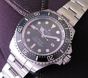 English: Rolex Oyster Perpetual Sea-Dweller DE...