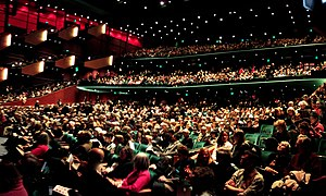 McCaw Hall, home to Seattle Opera, Seattle Cen...