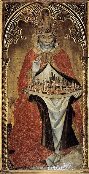 San Gimignano, Tempera on panel, Museo Civico,...