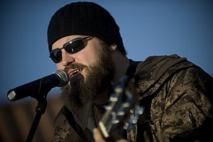Zac Brown USO tour