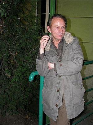 Michel Houellebecq (b. 1958), French writer