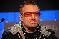 DAVOS/SWITZERLAND, 24JAN08 - Bono, Musician, D...