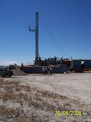 Colorado Utah Natural Gas, Inc. Company photog...
