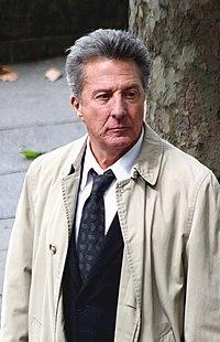 Dustin Hoffman en 2008