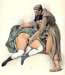 Peter Johann Nepomuk Geiger, Ortak mastürbasyon, 1840.