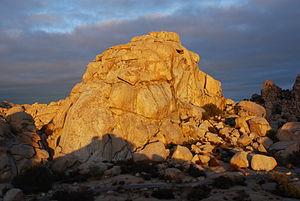English: Joshua Tree National Park: The Blob F...