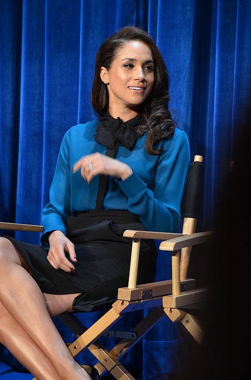 Meghan Markle in January 2013