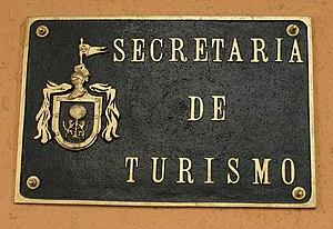 Español: Secretaria de turismo Guadalajara