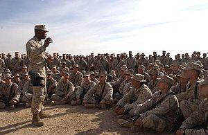 John L. Estrada, Sergeant Major of the Marine ...