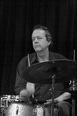 English: Tom Rainey with Anti-House at Club W7...