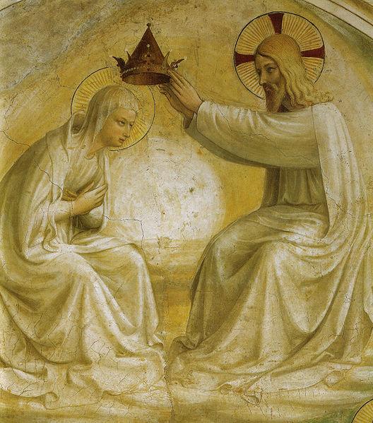 File:Angelico, incoronazione della vergine 1440-1441 dettaglio.jpg
