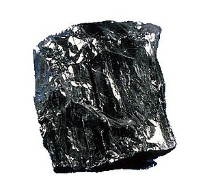 Anthracite coal, a high value rock from easter...