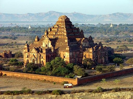 Dhamma Yan Gyi, Bagan