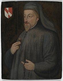 Geoffrey Chaucer