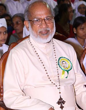 English: Major Archbishop of the Syro-Malabar ...