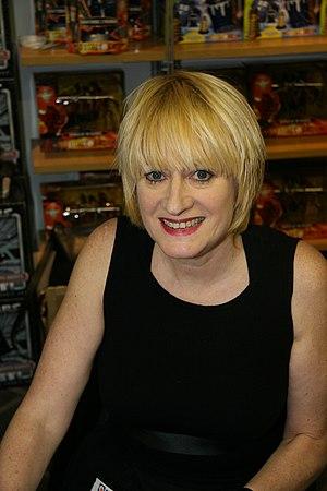 Photograph of Hattie Hayridge at Play.com Live...