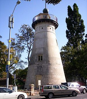 English: The Windmill -- Wickham Terrace, Bris...