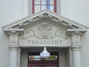 English: Theosophical Society Building in Chri...