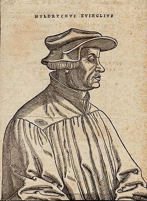 Woodcut by Hans Asper (ca. 1499 – 1571) ...