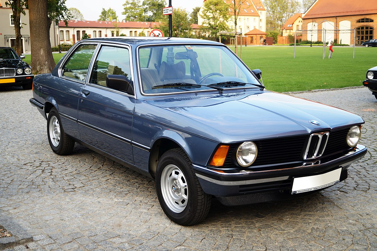 BMW 3 Series Wikimedia Commons