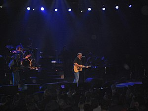 Bob Seger performing at Mohegan Sun Casino; Un...