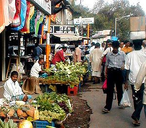 Bombay-market
