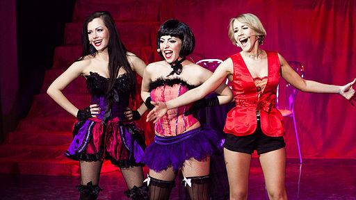 Cabaret Burlesque 2
