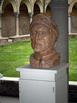 Dante; Dante Museum, Ravenna, Italy