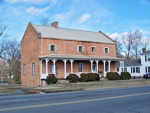 Gaston County Jail - Ca. 1848