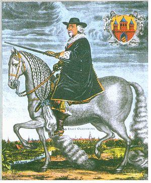 Deutsch: Graf Anton Günther von Oldenburg und ...