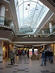 Bon Accord Centre Wikipedia