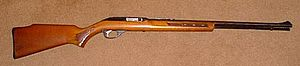 Marlin Model 60 .22LR rifle manufactured in 1982
