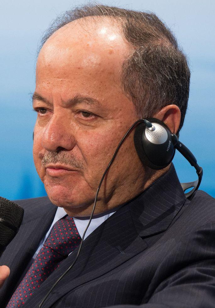 Masoud Barzani February 2015
