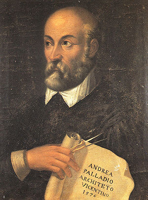 Architect Andrea Palladio