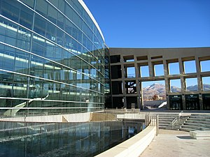 Salt Lake City Public Library, Salt Lake City,...