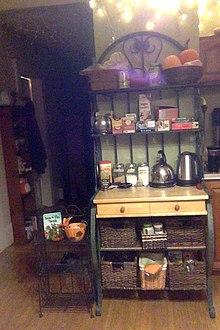 baker s rack wikipedia