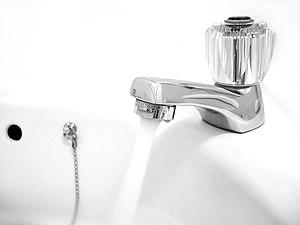 Faucet Deutsch: Wasserhahn