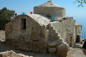 Casa rurale nelle isole Egadi - Italia.