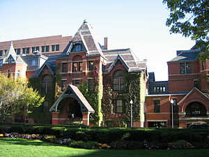 English: *Boston University Medical Campus Bos...